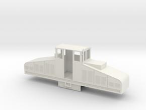 B-1-76-crochat-50cm-loco1 in White Natural Versatile Plastic