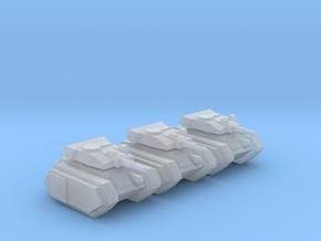 [3mm] Airborne Tank Plt in Smoothest Fine Detail Plastic