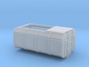 1:120  Kadaveraufbau für IFA Lkw W50  in Smooth Fine Detail Plastic