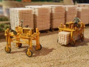 N logging - Gerlinger Lumber Carrier (3 pcs) in Frosted Ultra Detail