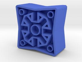Icon #38 in Blue Processed Versatile Plastic