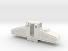 B-1-101-crochat-50cm-loco1 in White Natural Versatile Plastic