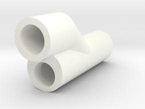 VW - ELASTO in White Processed Versatile Plastic