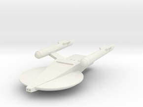 Marklin Class MkI, 1:3788 Scale in White Strong & Flexible
