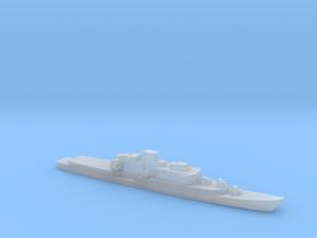 Alpino-class FFG w/ barrels, 1/3000 in Smooth Fine Detail Plastic
