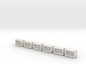 A-1-160-wdlr-a-class-open-fold-side-ends-wagon-x6 in White Strong & Flexible