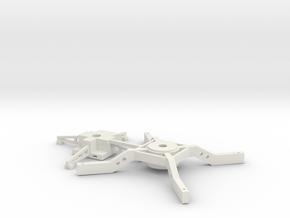 Sellnerbaseandsweeps622 in White Natural Versatile Plastic