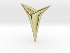 YOUNIVERSAL Soft, Pendant in 18K Gold Plated
