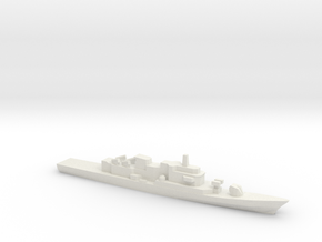 Maestrale-Class Frigate, 1/2400 in White Strong & Flexible