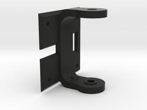 Active Hinge Frame in Black Natural Versatile Plastic