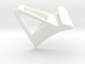 PhongStand in White Strong & Flexible Polished
