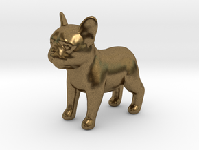 French Bulldog :D in Natural Bronze