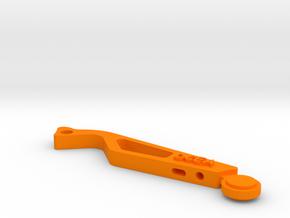 Cruise Control motocycle : Levier in Orange Processed Versatile Plastic