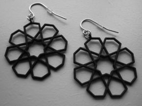 Earrings Tivoli Byzanth in Black Strong & Flexible