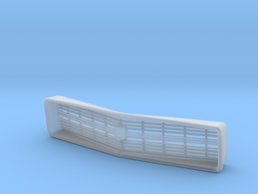 Grill in Smooth Fine Detail Plastic