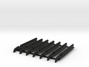 Minicam Grip Tapered in Black Natural Versatile Plastic