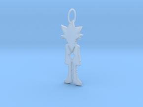 Yugi Pendant in Smooth Fine Detail Plastic