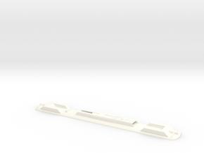 Abde 516 MThB  Dach Scale TT 1:120 1/120 1-120  in White Processed Versatile Plastic