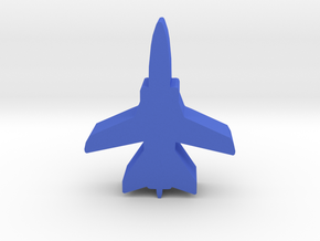 Game Piece, Blue Force Tornado Fighter in Blue Processed Versatile Plastic