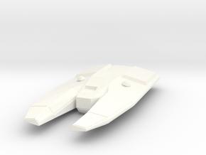 Kankur 1-1000 Armed in White Processed Versatile Plastic