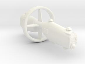 Starstrider 1-1000 in White Processed Versatile Plastic