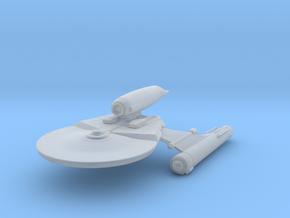 Falcon Class Refit II  HvyCruiser in Smooth Fine Detail Plastic