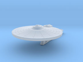 Saladin Class Refit in Smooth Fine Detail Plastic