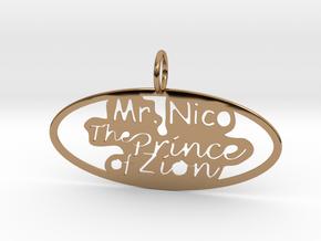 MrNico in Polished Brass