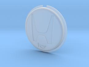 NSX-R Horn Button in Smoothest Fine Detail Plastic