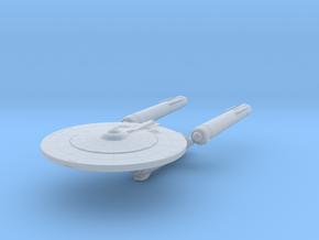 SouthMacon Class BattleCruiser in Smooth Fine Detail Plastic