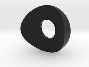skeee's TDC base in Black Natural Versatile Plastic
