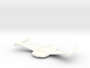 V3 Hunter Class Refit VI Cruiser in White Strong & Flexible Polished