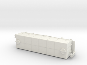 A-1-64-wdlr-h-wagon-body-plus in White Natural Versatile Plastic
