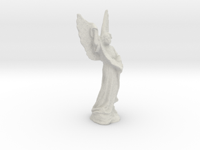 Angel in Full Color Sandstone