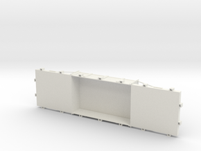 A-1-12-wdlr-f-wagon-body in White Strong & Flexible