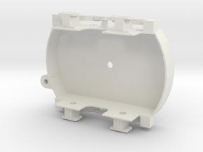 A-1-12-pechot-bogie-1a in White Natural Versatile Plastic