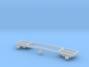 AMPro Tamiya Clodbuster GMC Grille Base, 4 of 6 in Smooth Fine Detail Plastic