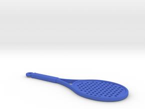 Racchetta in Blue Processed Versatile Plastic