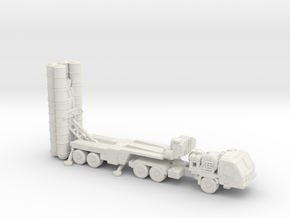 S-400 with Transport 12mm in White Natural Versatile Plastic