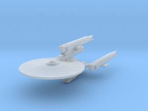 Federation Class Mk VI Heavy Dreadnought   BIG in Smooth Fine Detail Plastic