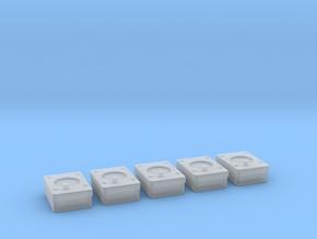 1/18 USN Gauges Lv1 in Smooth Fine Detail Plastic