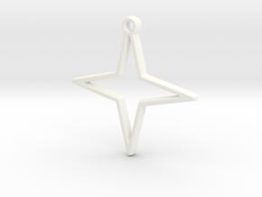 S4-2 in White Processed Versatile Plastic