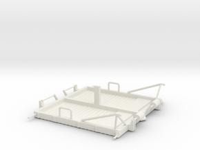 01-Folded LRV - Central Platform in White Natural Versatile Plastic