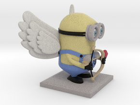 Valentine Minion in Full Color Sandstone