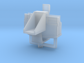 1/16 FN L37A2 (GPMG) MG Mount in Smooth Fine Detail Plastic