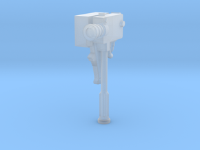 03D-16 Mm Camera in Smooth Fine Detail Plastic