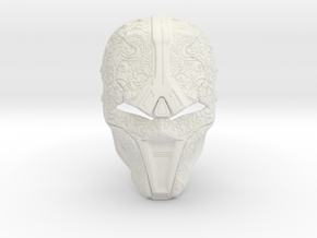 Sith Acoytle V1 Star Wars: The Old Republic in White Natural Versatile Plastic