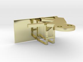 104102231-胡哲睿-手機架 in 18k Gold Plated Brass