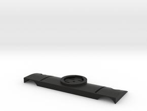 Garmin Edge Standard Mount in Black Natural Versatile Plastic