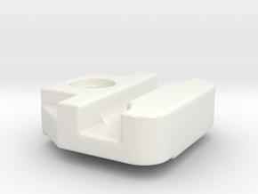 Panasonic Bread Maker Heating Element Holder in Gloss White Porcelain